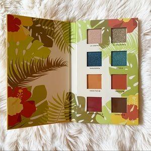 NEW Alamar Reina Del Caribe Eyeshadow Palette